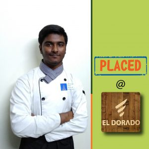 itica student's job at el dorado